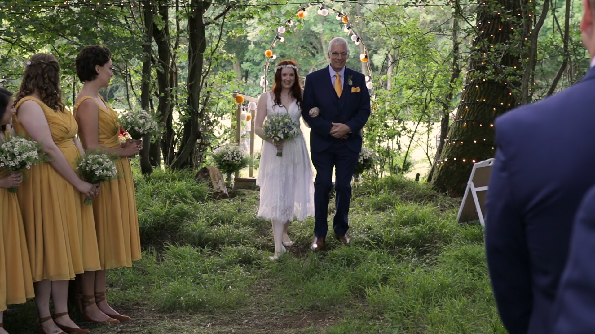 Woodland Wedding Video