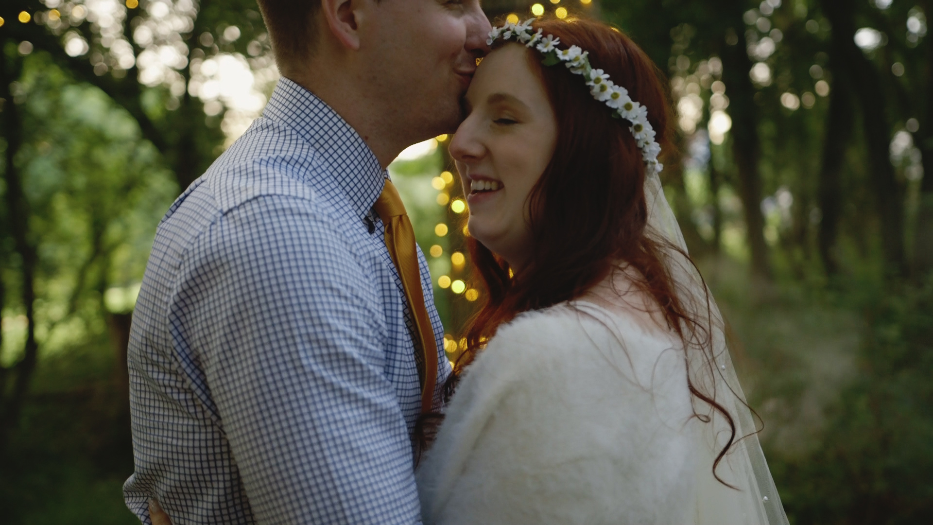 Woodland wedding film