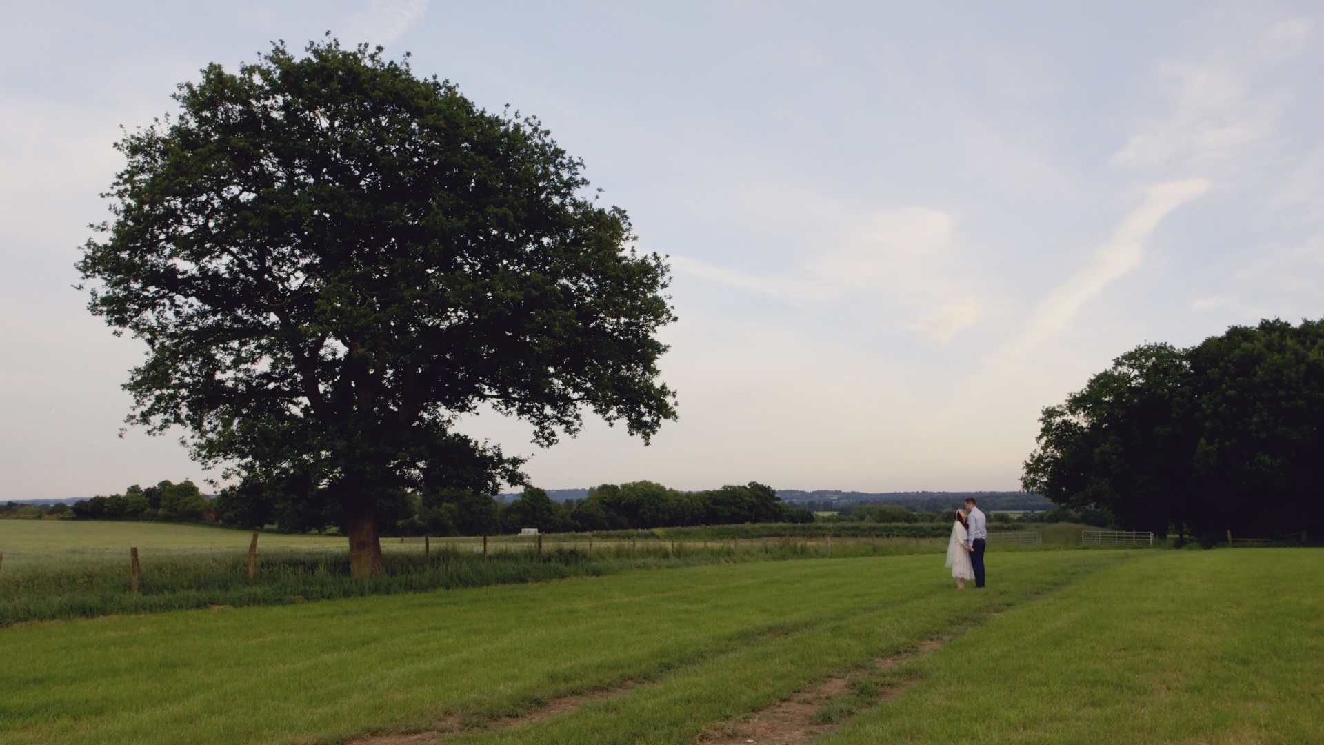 kent Woodland wedding film