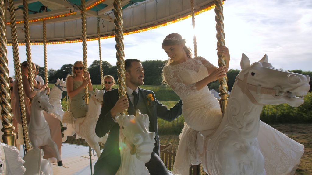 Cinematic Wedding Videography Kent