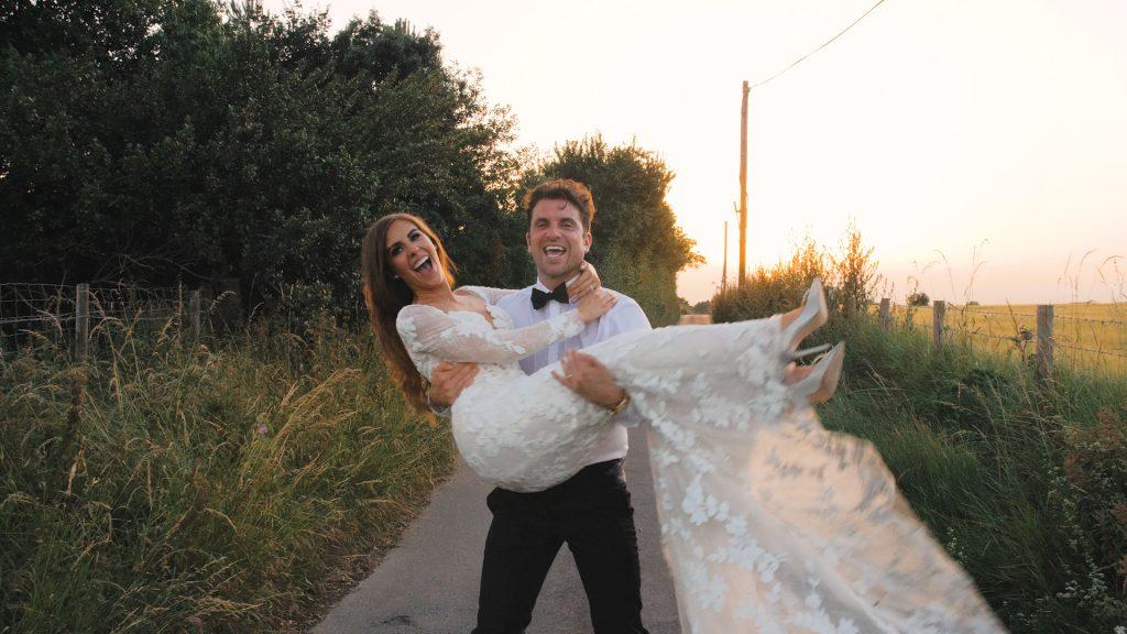 Kent Wedding Videography Blazing Donkey