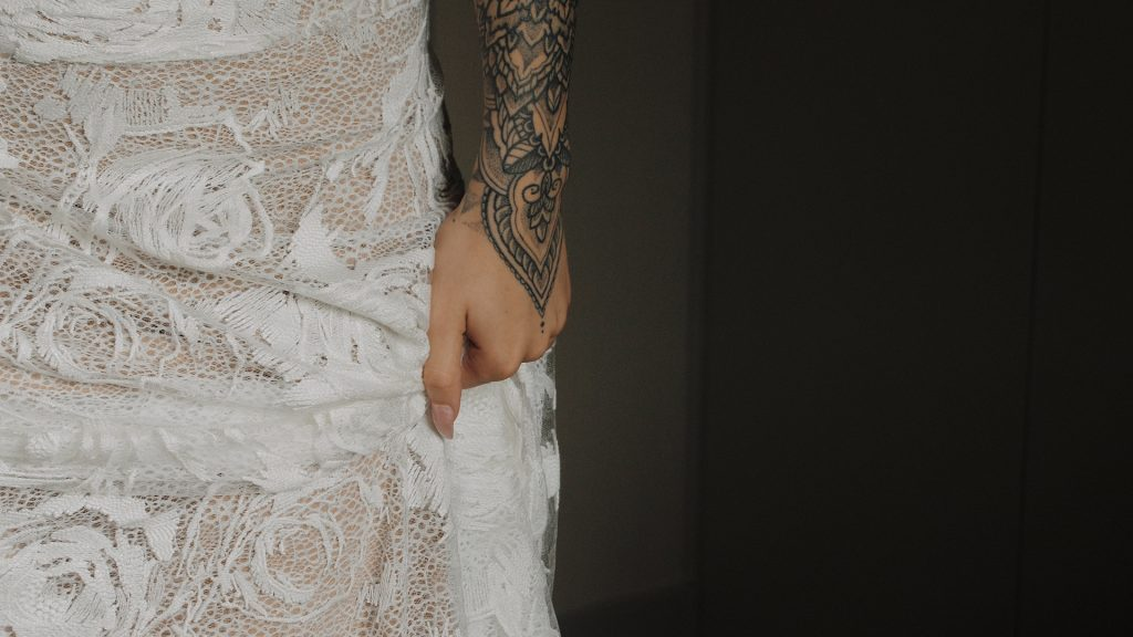 wilderness weddings kent tattoo