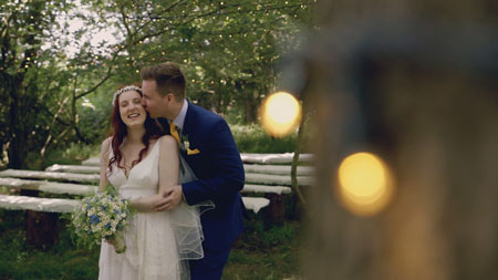 Woodland Wedding Videography