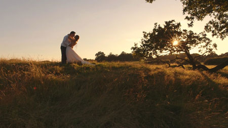House Meadow Wedding Videographer Kent